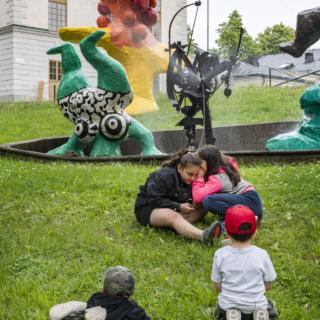 moderna museet ute barn