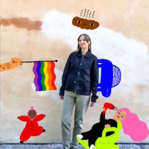 Skapa egna emojis med Linnea Puranen
